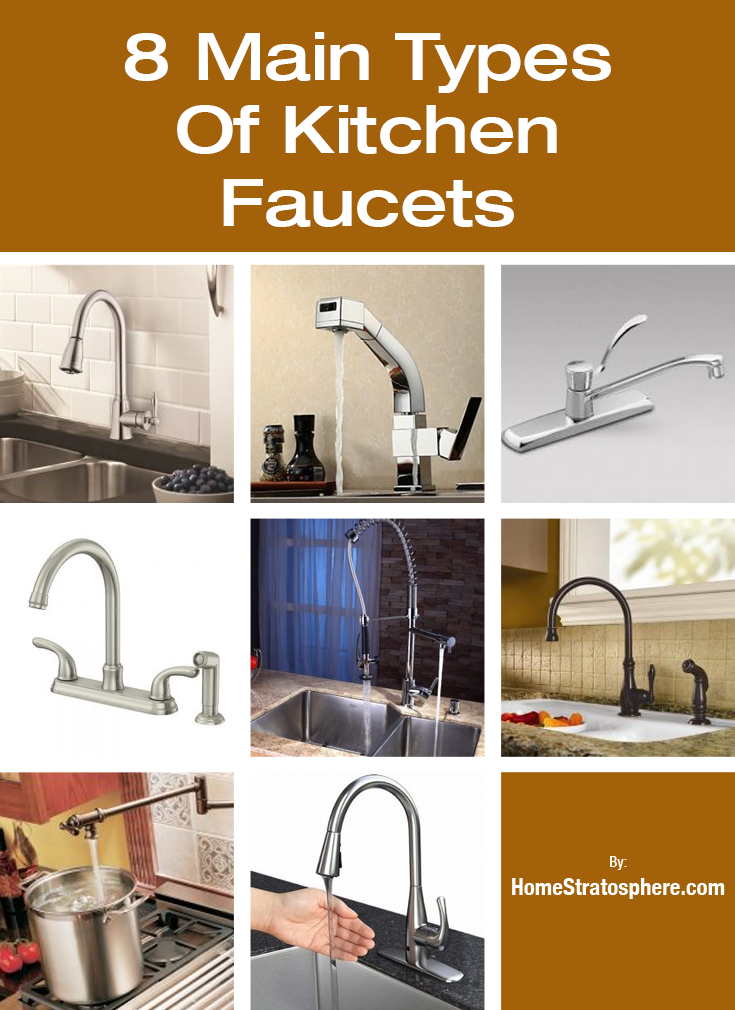 Kitchen Remodeling Choosing A New Kitchen Sink Kitchen Faucet