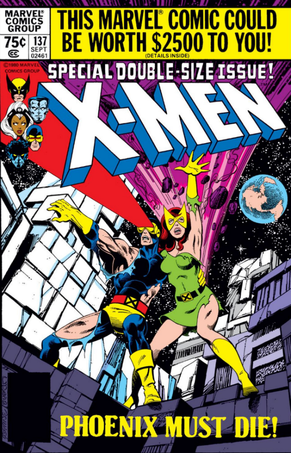 Spanning The Cosmos 10 Greatest Marvel Cosmic Storylines Xmen Comics Comic Book Covers Marvel Comic Books
