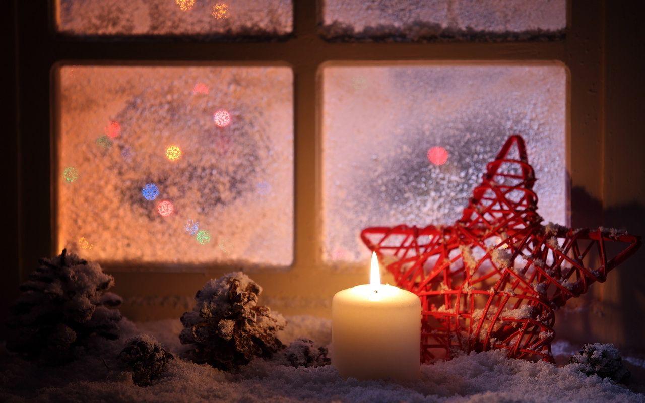 Výsledek obrázku pro christmas candle tumblr