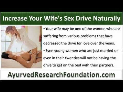 Wifes How To Sexdrive My Increase