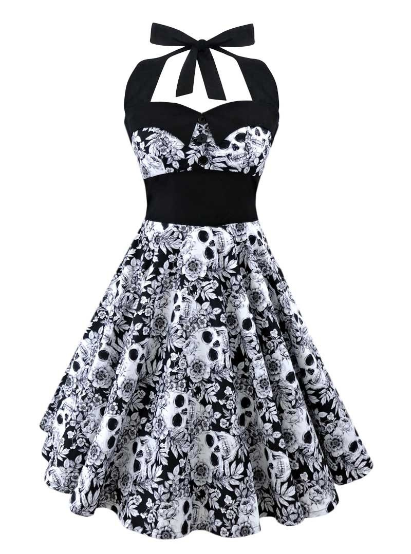 "robe rock gothique rockabilly rock ange'hell ""ashley white"