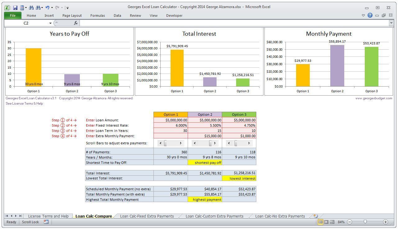 Amortization Spreadsheet With Extra Payments Amortization Schedule Mortgage Amortization Calculator Spreadsheet