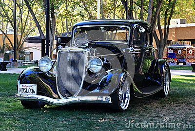 Classic Black Car At The Good Guys Car Show Download From Over - The good guys auto