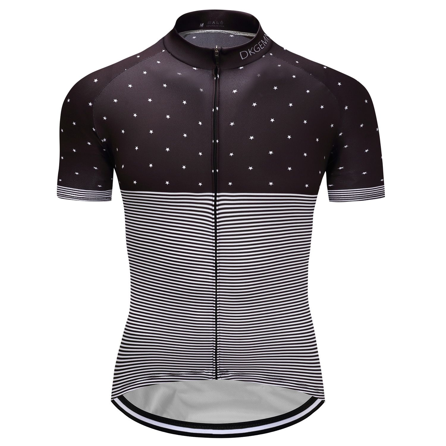 New Mens Cycling Short Sleeve Jerseys Tops 3 Pockets T-shirts Bicycle  Clothing e1ec9715f