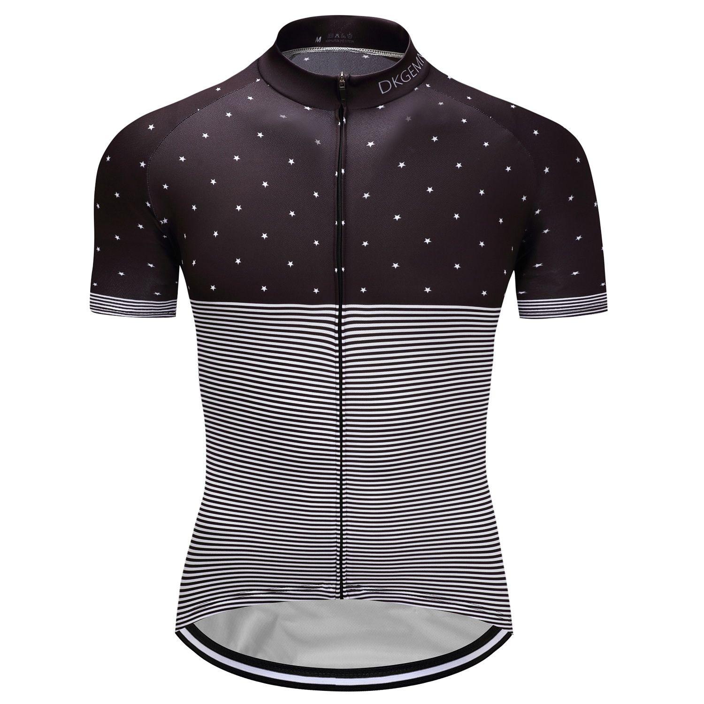 57eefa537 New Mens Cycling Short Sleeve Jerseys Tops 3 Pockets T-shirts Bicycle  Clothing