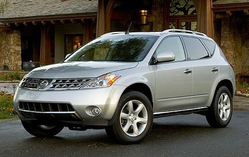 2007 Nissan Murano SL | Past Inventory | Pinterest | 2007 nissan murano, Nissan  murano and Nissan