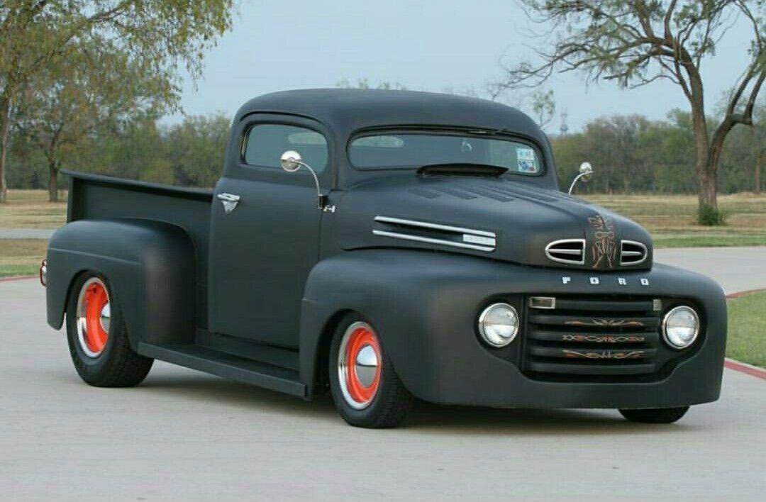 1948 50 Ford Pickup Truck 1948 Ford Truck Ford Trucks Classic