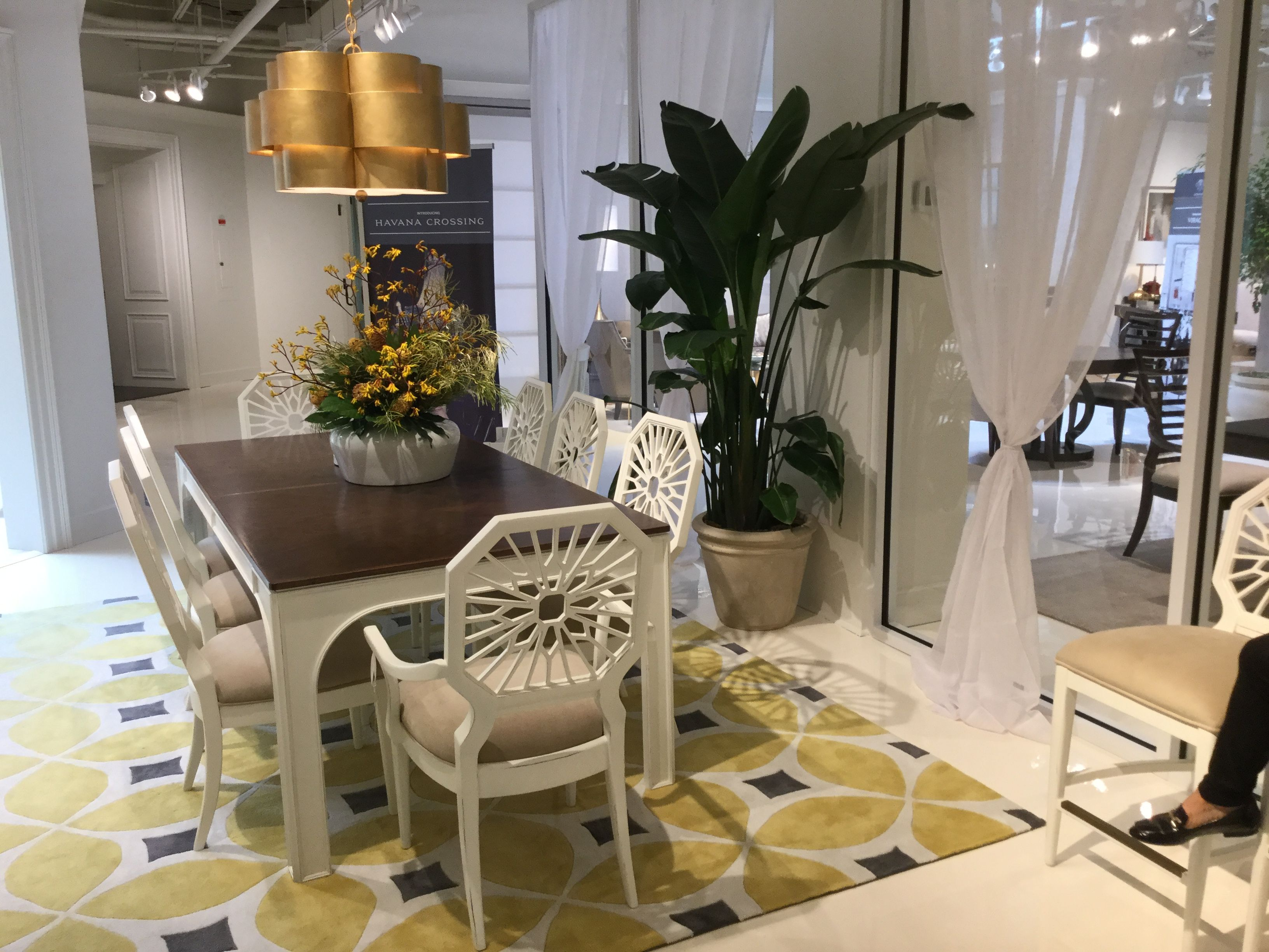 Stanley Furniture Channels Cuban Style In Their Havana Line At Highpoint Market