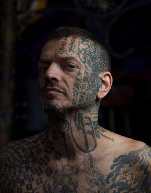 Tatted latin thug pelon nails mob