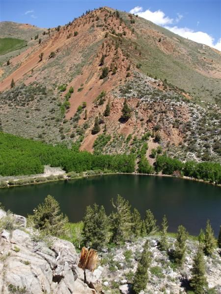 Ten Best Campgrounds in the Eastern Sierra. California MountainsCalifornia  CampingCalifornia ...