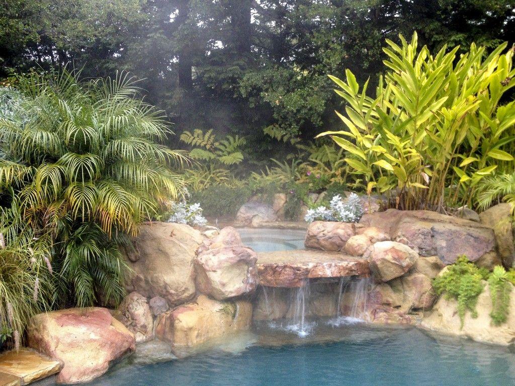 Montecito Vacation Rental - VRBO 231581-1 BR Santa Barbara Area Villa v CA, Cabana Las Floras- Tropický ráj Cabana s bazén, lázně, a Wi-Fi