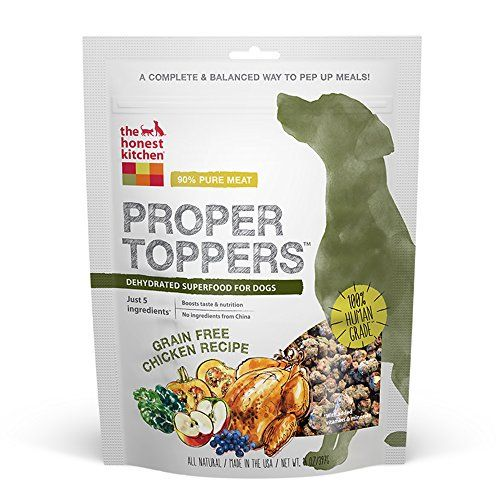 The Best Dog Food Toppings Enhancers Dehydrated Dog Food