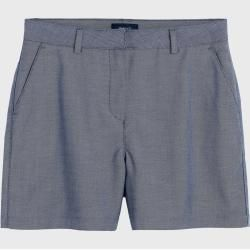 Gent Chambray Shorts (Blau) GantGant