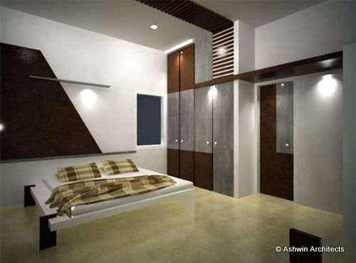 Modern duplex house design in bangalore india by ashwin for Design4 architects bangalore