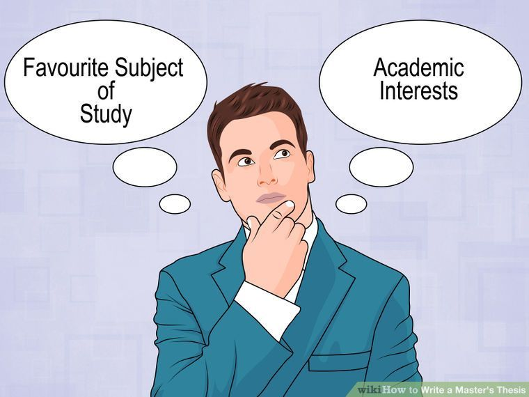 Review on master thesis