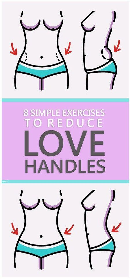 8 Simple Exercises to Reduce Love Handles Women – Women'z Fitness #Exercises #fitness #Handles #Love...