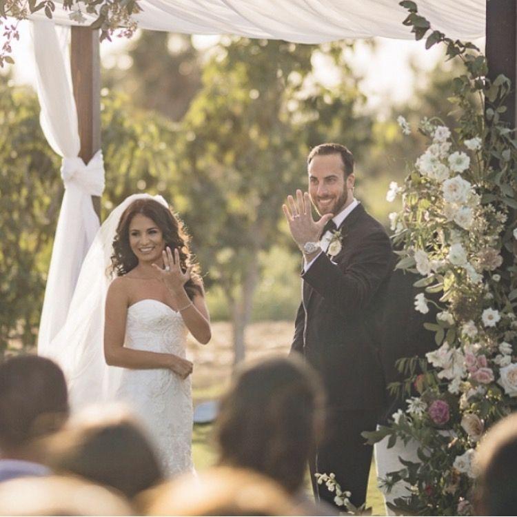 Sydney and Anthony's wedding