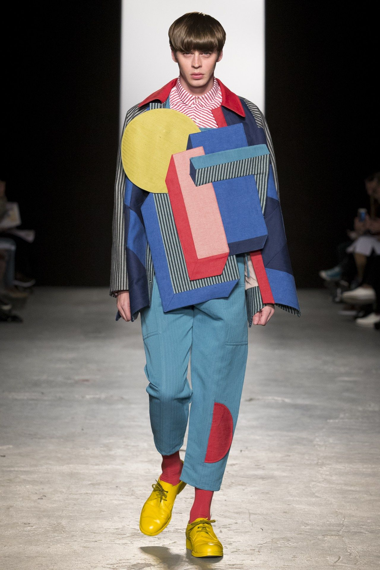 Photo of Westminster University Autumn/Winter 2015 Ready-To-Wear