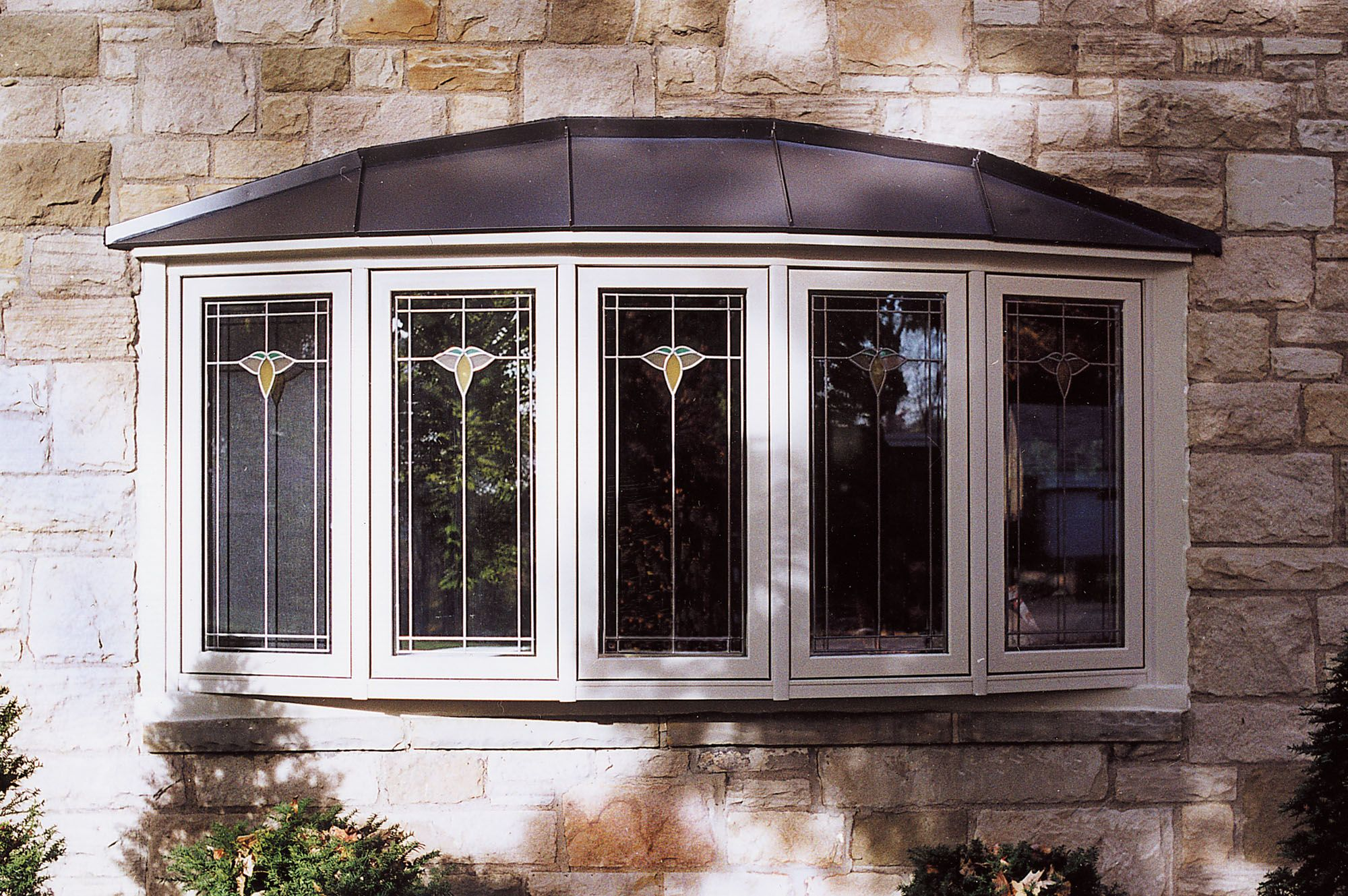 Bow window exterior bow windows 4 116 bow window for Bay window design ideas exterior