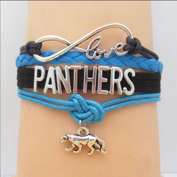 Panthers bracelet(NWT)last one! Brand new in package. Price is firm on this Jewelry Bracelets