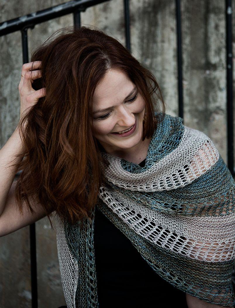 Stella pattern by Janina Kallio | Knit patterns, Shawl and Ravelry