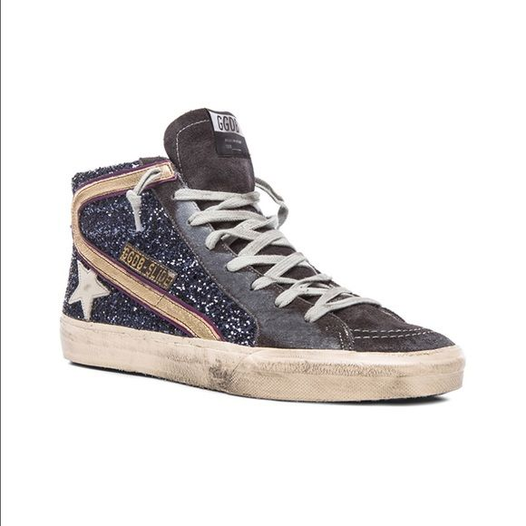 Golden Goose Womens Low-tops & Trainers in Black - Golden Goose Outlet