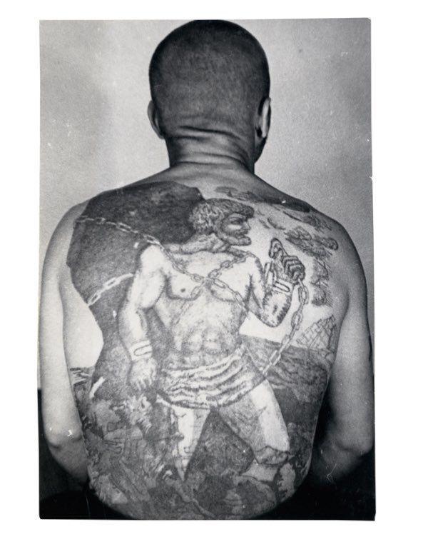 значение татуировок на зоне фото вяжется быстро