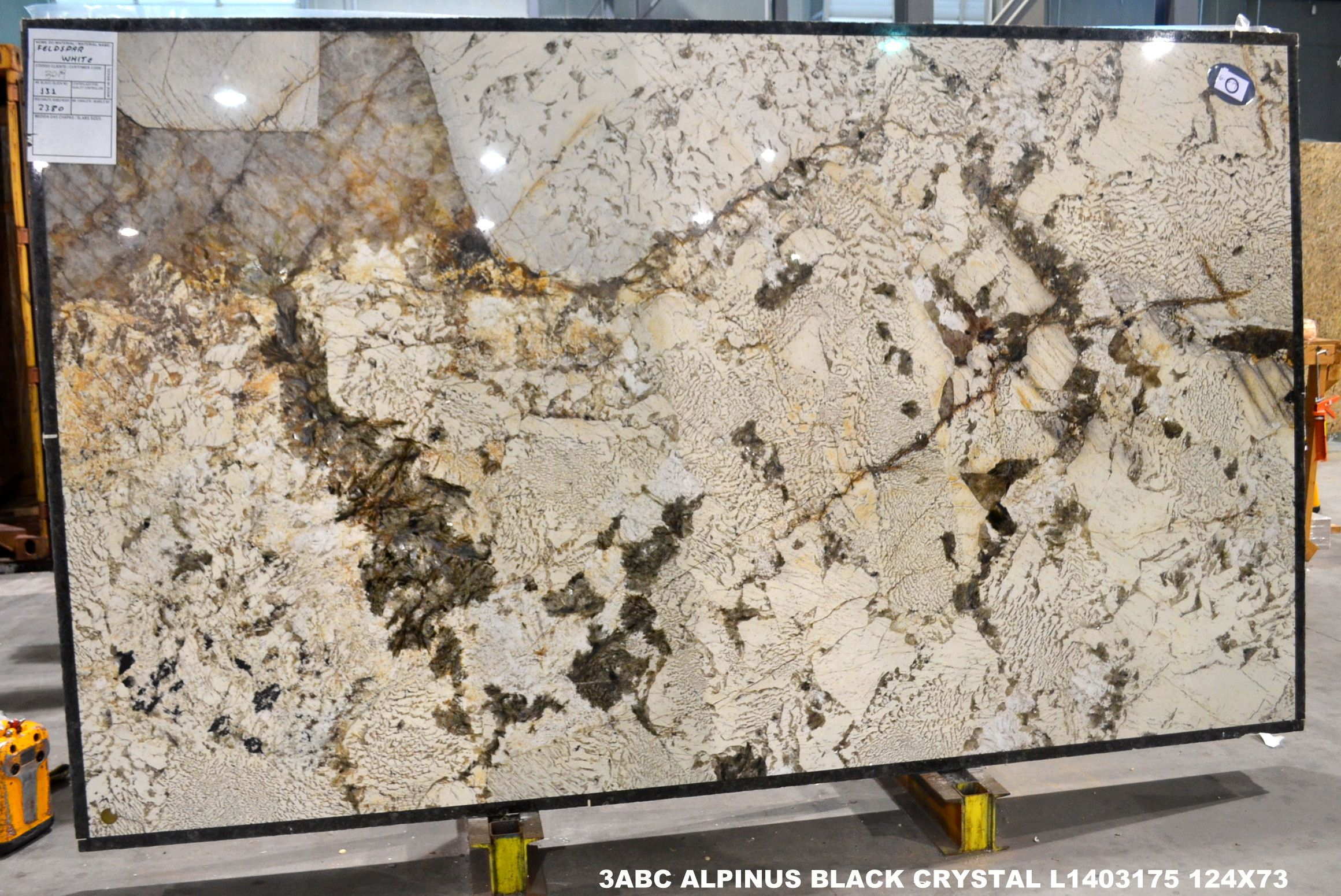 Atlanta Marble Countertops Alpinus Black Crystal Quartzite Levantina Atlanta