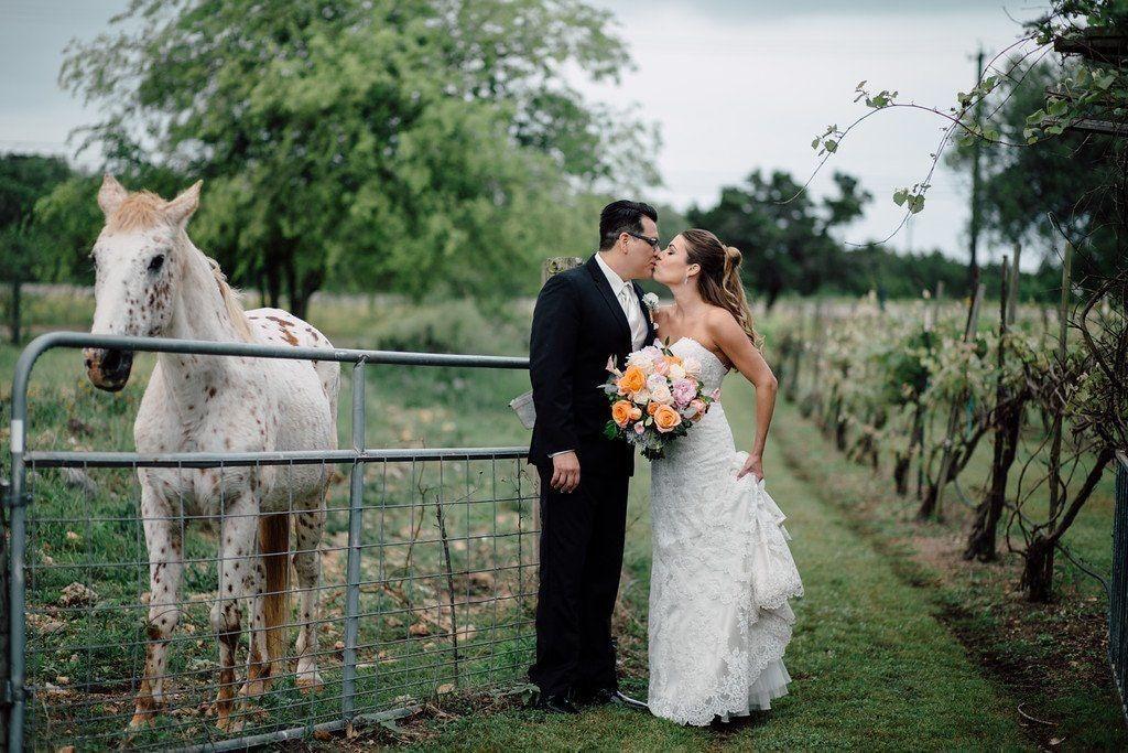 8 AllInclusive San Antonio TX Wedding Venues Vineyard