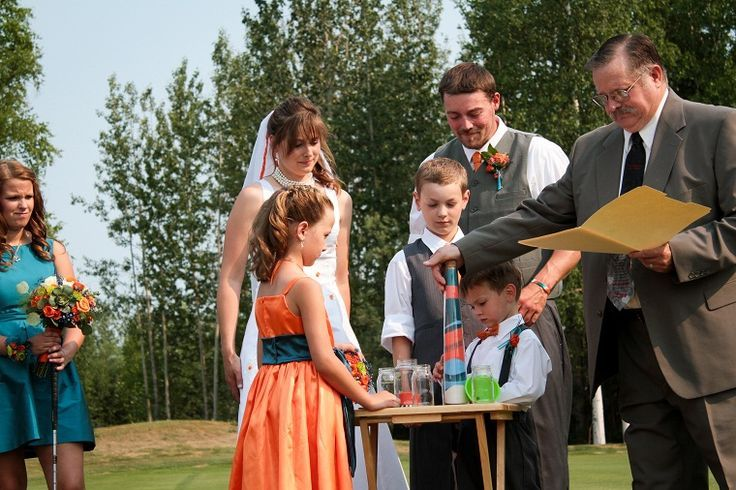 Blended Family Wedding Ceremony Ideas | Wedding Ceremony Ideas ...
