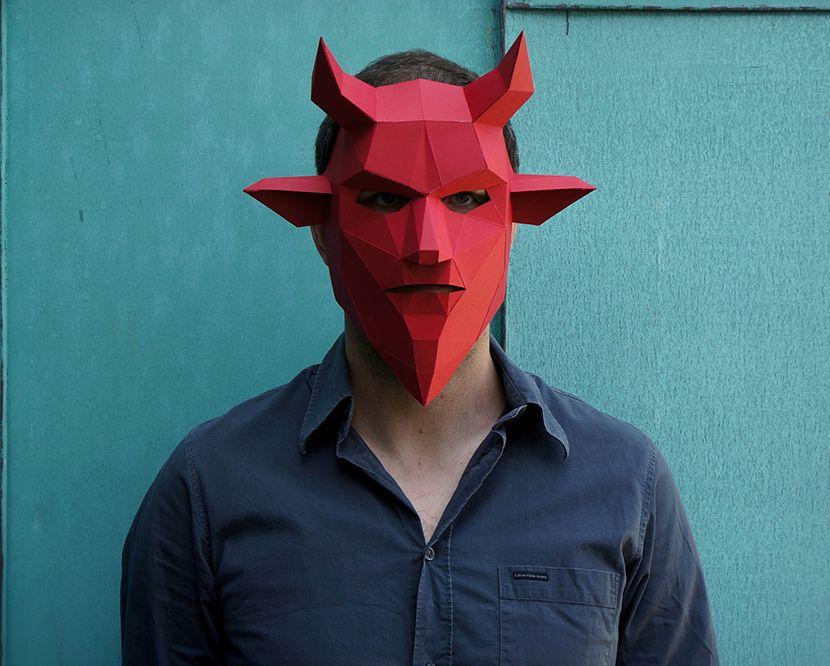 wintercroft-mascaras de carton-catalogodiseno (17)   Mask in 2018 ...