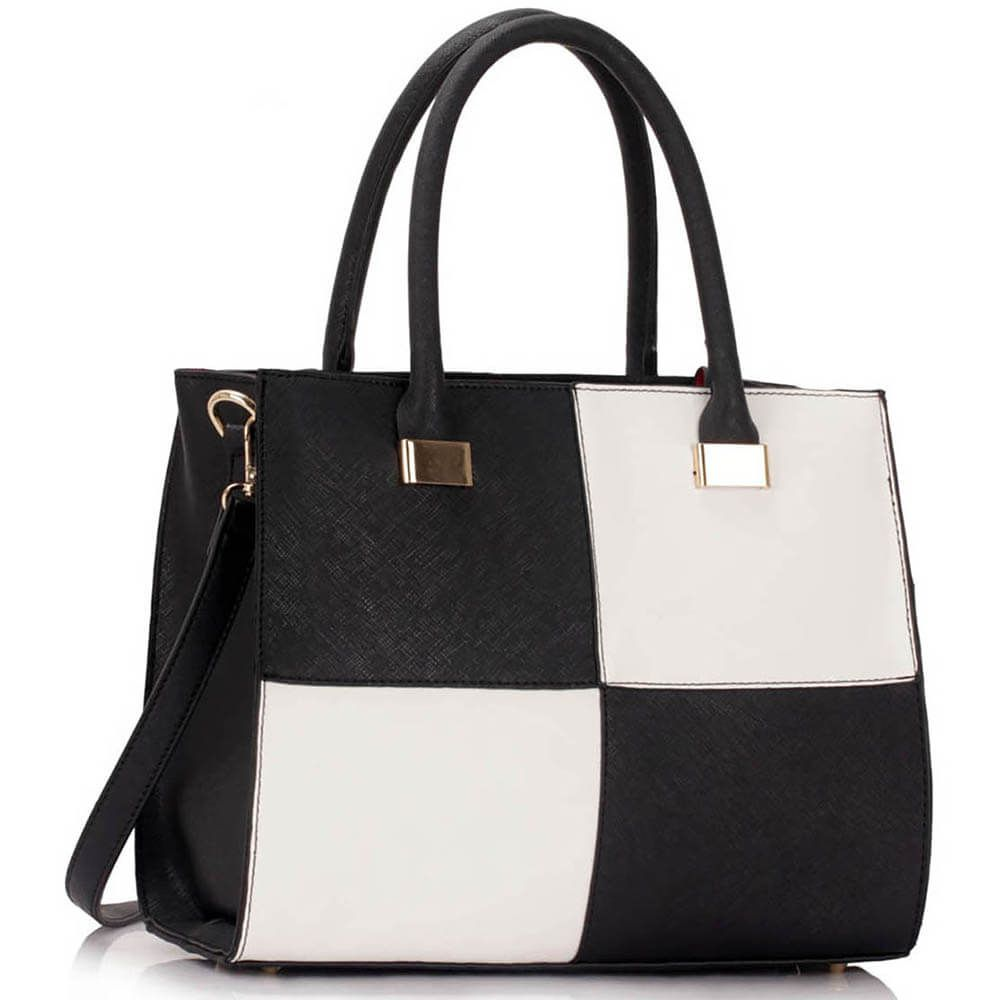 Black and White Women Tote Bags Online Shopping Black and White Women Tote  Bags Online Shopping 739f89e4f7d04