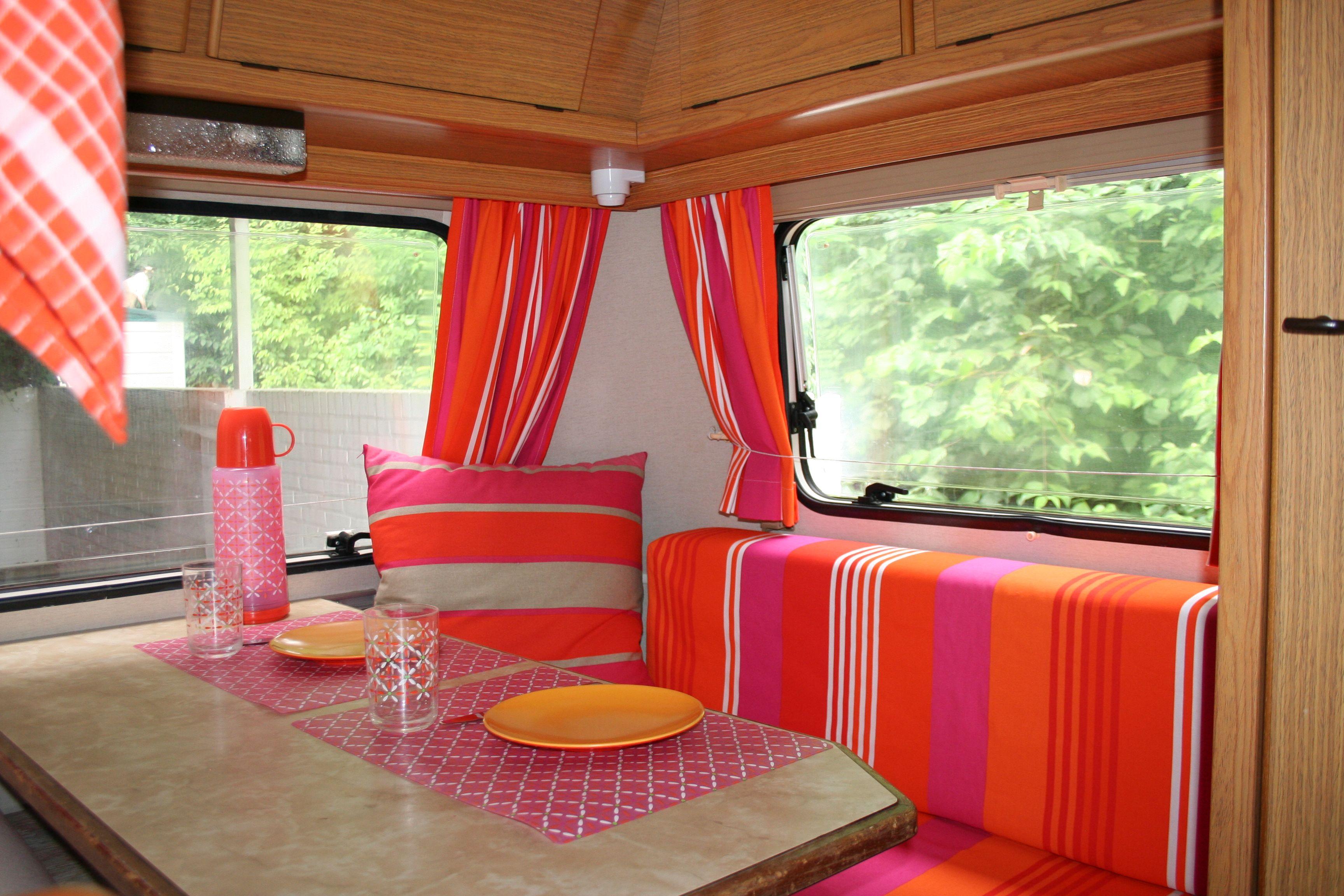 Restyling van ons eigen \'bultje\', een Eriba Touring Triton caravan ...