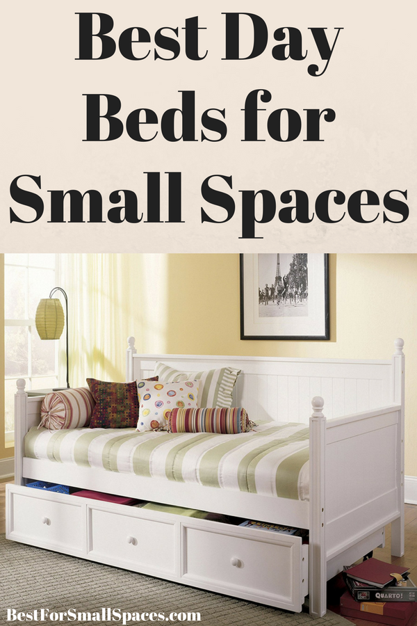 Best Daybeds For Small Spaces | Daybeds 052518 | Pinterest | Small