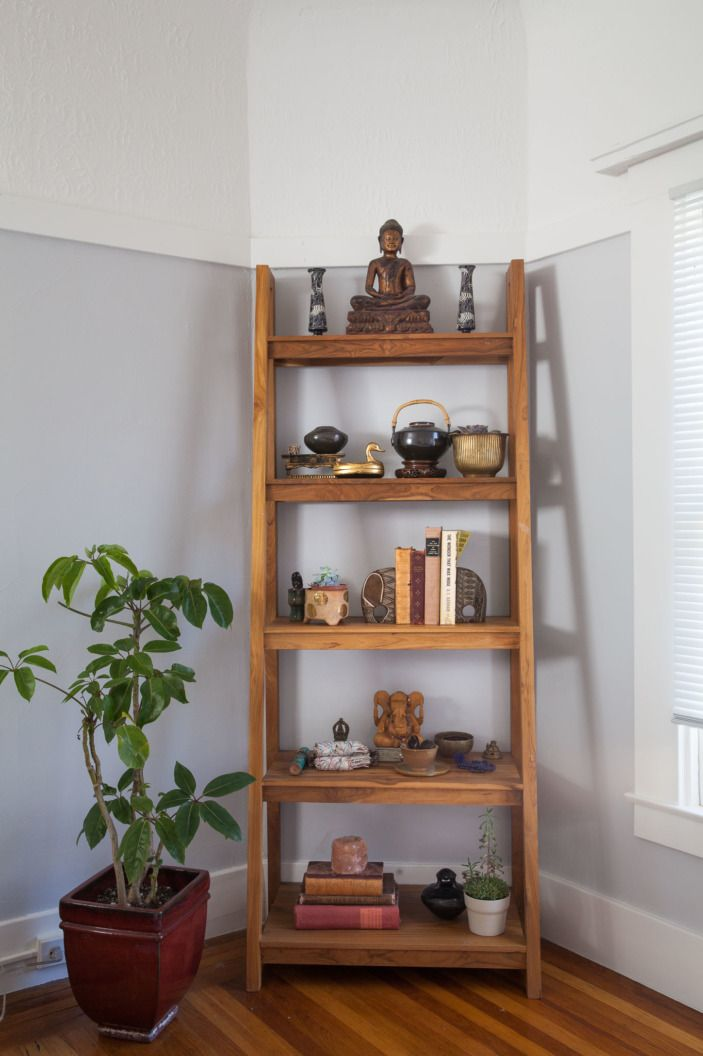 An Eclectic but Curated San Francisco Home #buddhadecor