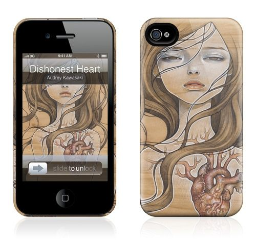 cover iphone 4s audrey