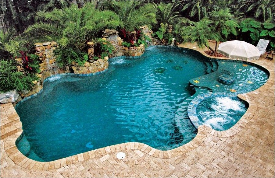 Here Are 40 Amazing Backyard Pool Ideas 2019 Incredible Pool