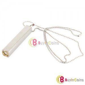 Flashlight Necklace