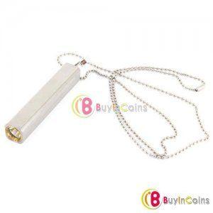 Flashlight Necklace