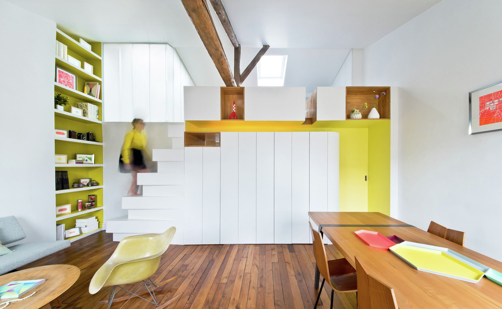 Gallery of Hike / SABO Project - 1 | Hiking, Paris apartments and ...
