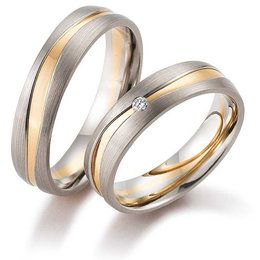 two tone ring Inspiration Pinterest Engagement Weddings and