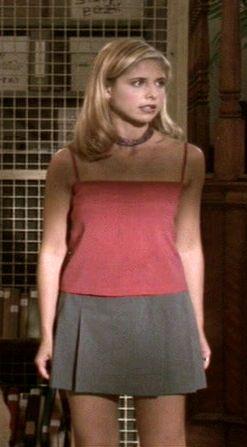 buffy season 3, revelations | Buffy the vampire slayer ...