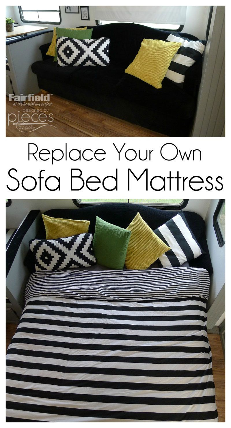 diy sofa bed mattress fairfield world craft projects sofa bed