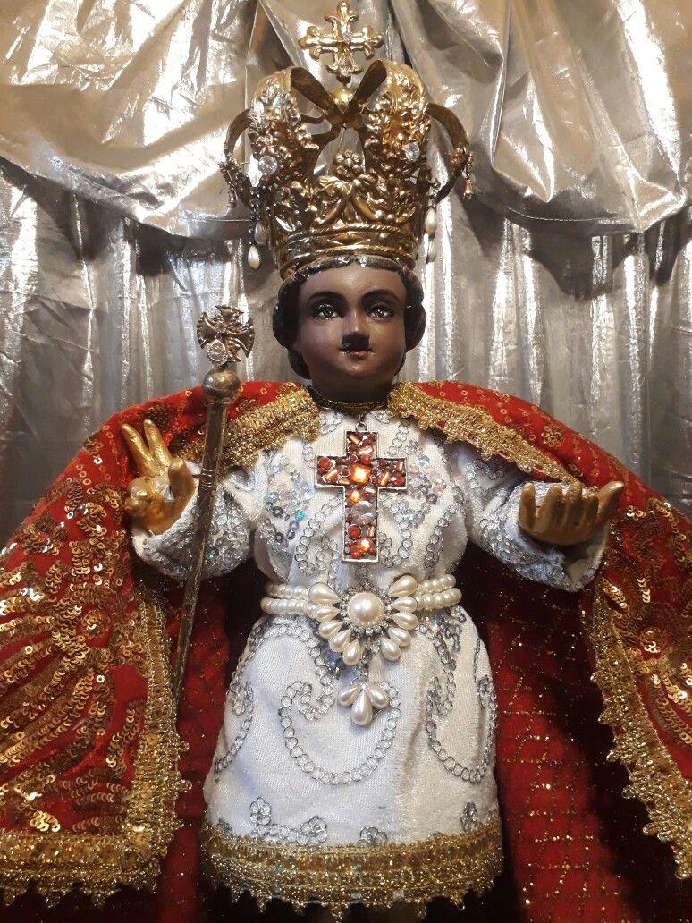 Santo Niño De Cebu Balamban Cebu Niño Jesus Ninos De Dios Divino Niño