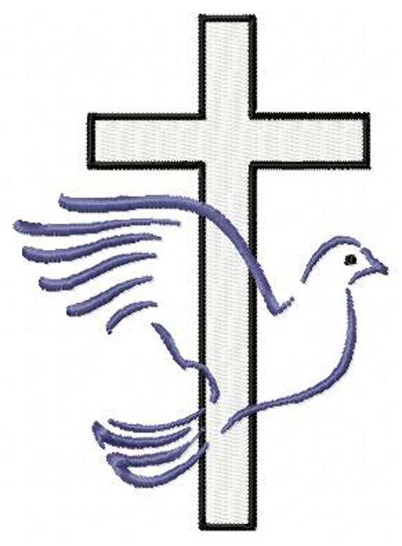Confirmation Cross And Dove | www.pixshark.com - Images ...
