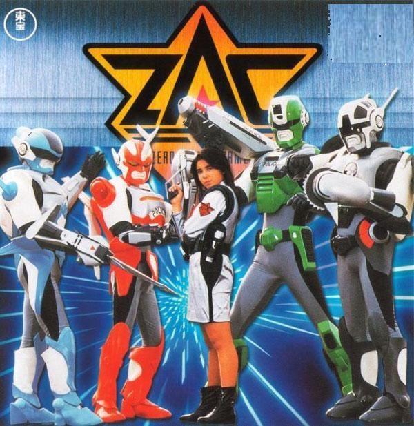Cybercops Tumblr Anime Power Rangers Hero
