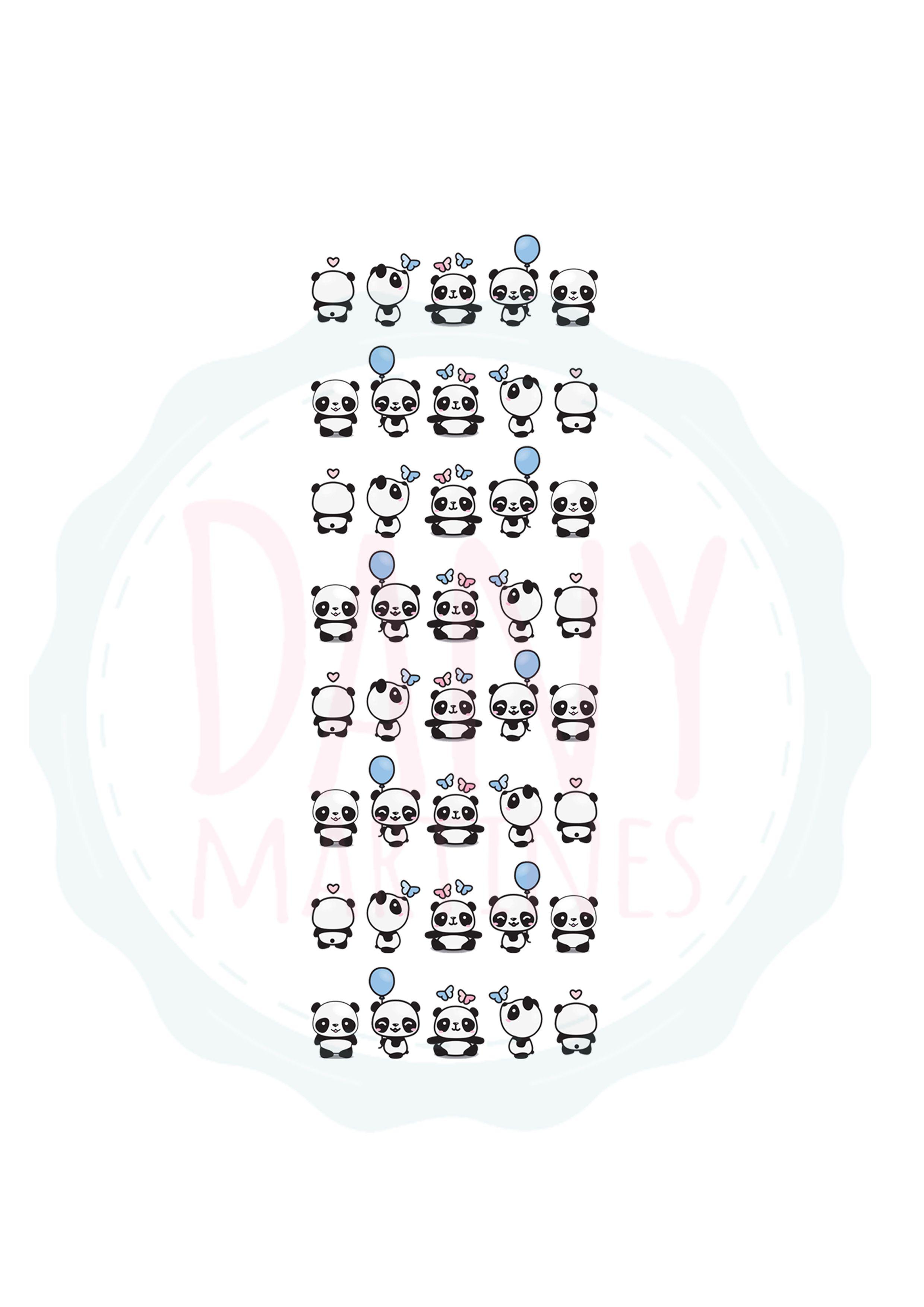 Molde Panda - Capinha de celular   Assista o tutorial: https://www.youtube.com/watch?v=Y83-z20vViU