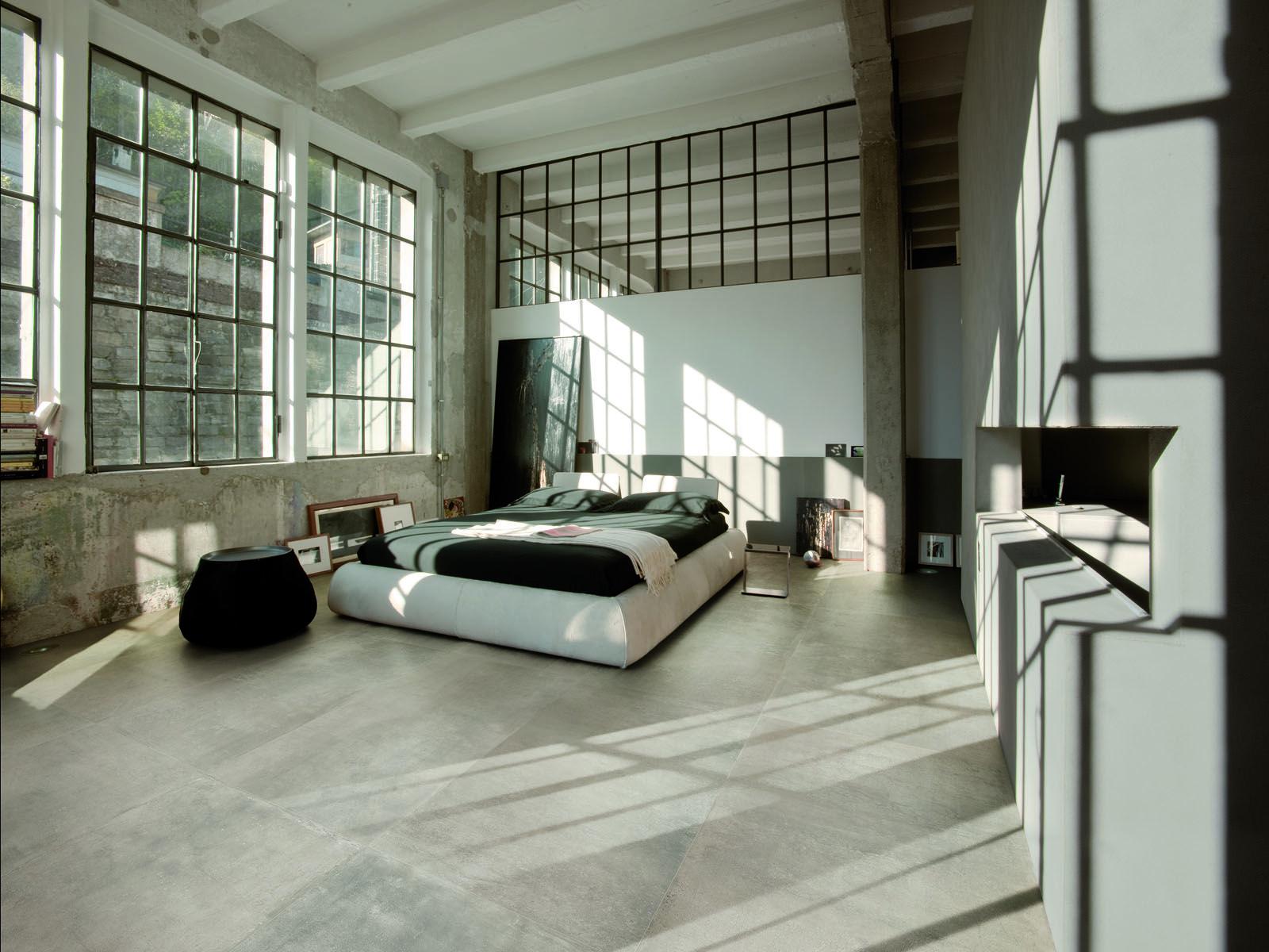 tegels in de slaapkamer voor een minimalistische design badkamer