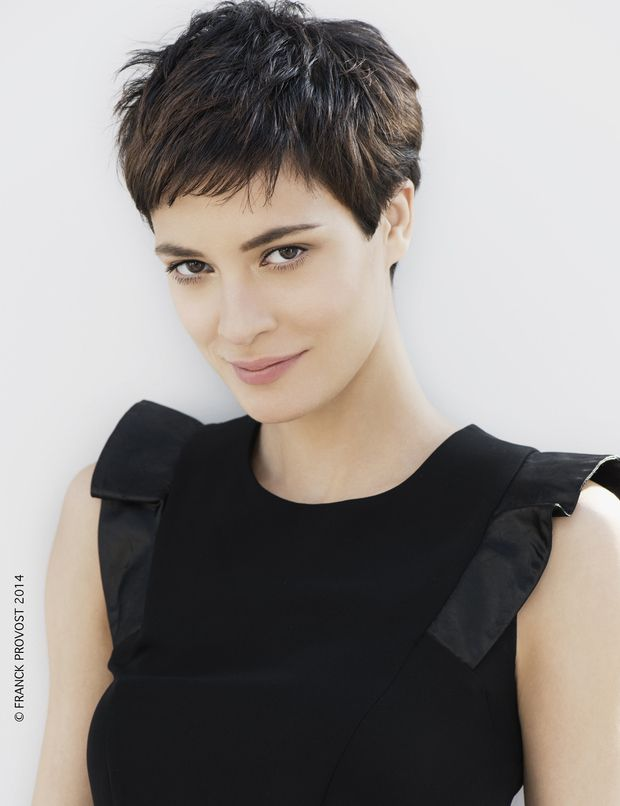 17 Best images about Coupe courte on Pinterest | Audrey tautou ...