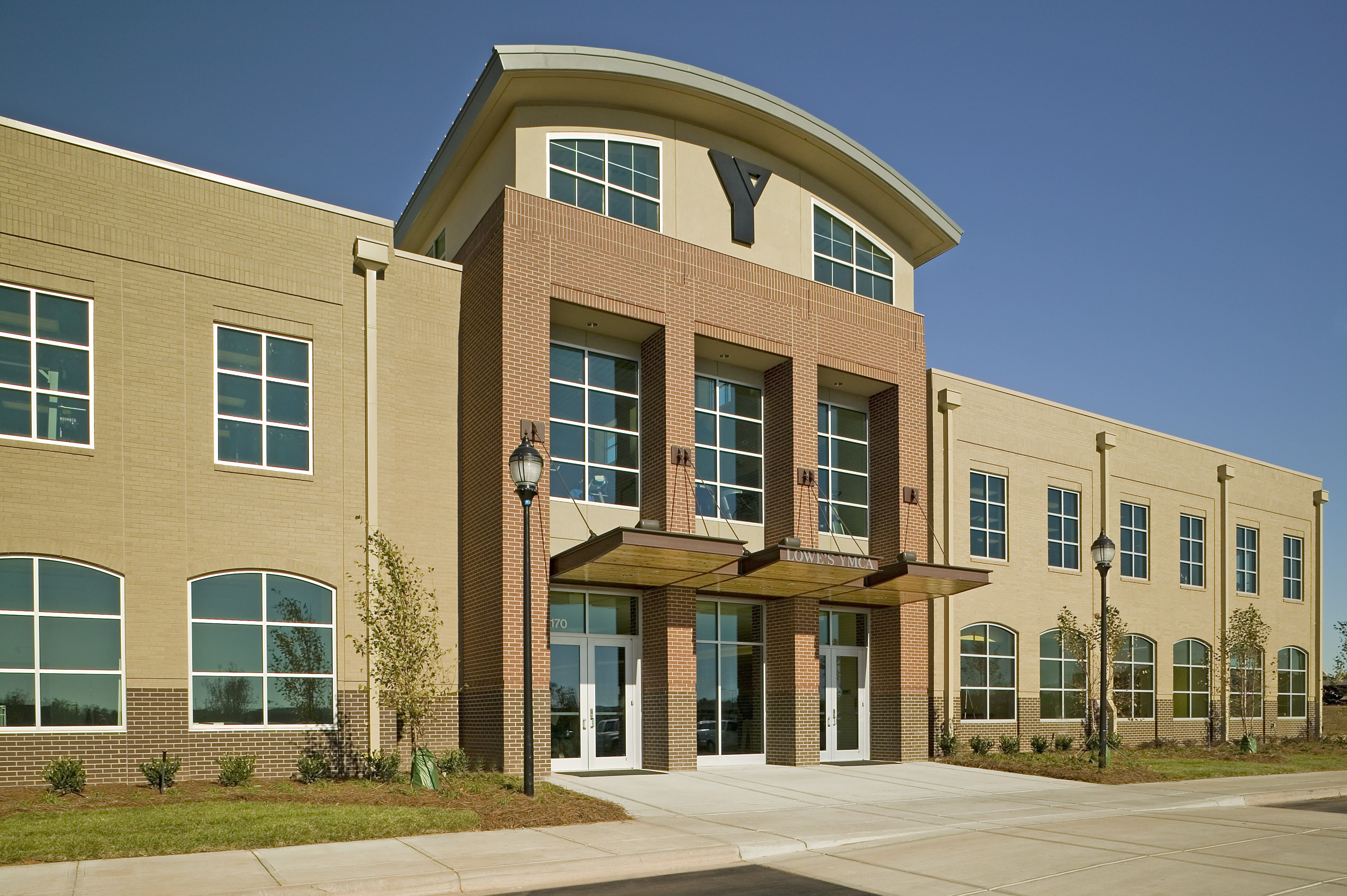 Lowe's YMCA Mooresville, NC | Lawrence Group #architecture #design on lowe's diy plans, lowe's landscaping plans, lowe's kitchen plans, lowe's gardening plans,